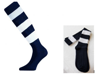 Football Socks Rugby Hockey Soccer Free Delivery Mens Womens Kids UK Size 3-6