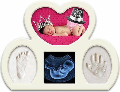 Newborn Baby Prints Kit for Boys & Girls. Great Baby Shower Idea and Registry Gi