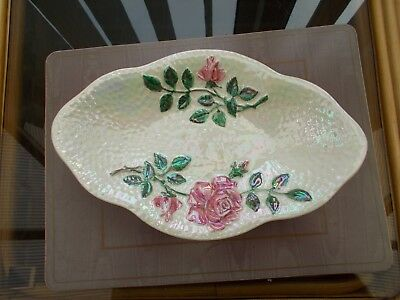 Maling Lustre Side Dish 26Cm By 17Cm