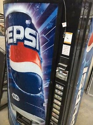 pop soda vending machine