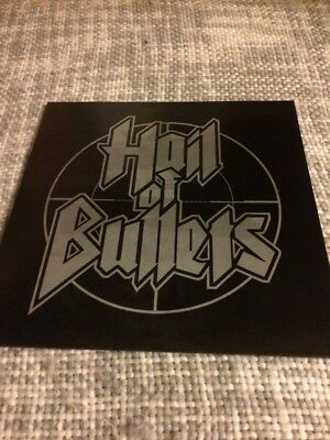 Hail Of Bullets Mini LP Death Metal Asphyx