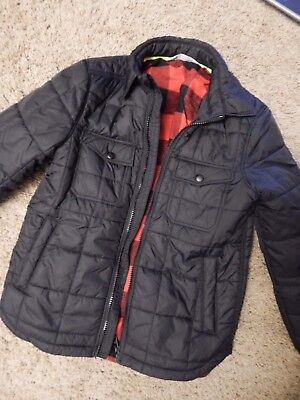 Boys H@M Fall Coat 8-9Y