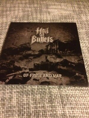 Hail Of Bullets ...Of Frost And War Do LP Asphyx