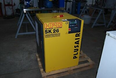 Air Compressor and drier unit. Sold as seen. Running and fault free.