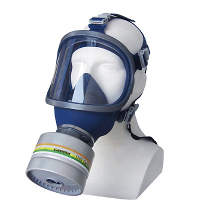 Premium NBC Gas Mask  Drager Military & Police M65 Full-Face w/NBC Filter