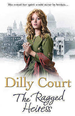 Court,dilly-Ragged Heiress, The  Book New