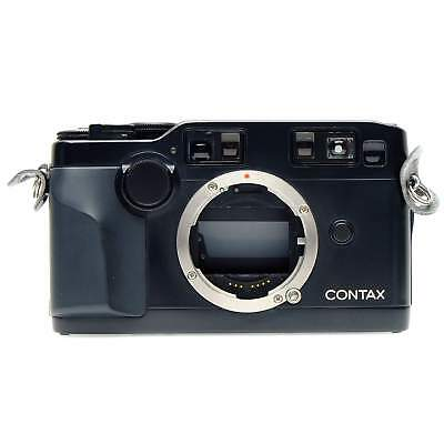 Contax G2 Black, Boxed.