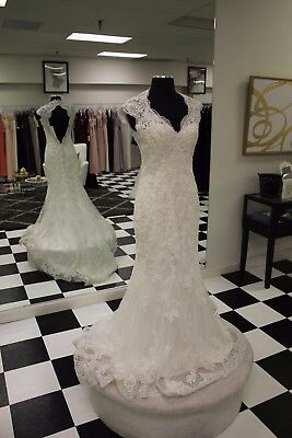 "Maggie Sottero Bridal Gown - ""Jessica"" - Size 8"