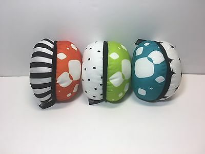 Set Of 3 Mamaroo Replacement Ball Toys  Plush 4Moms Baby Swing New Conditio Part