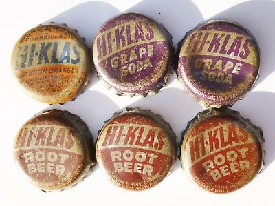 Hi-Klas Cork Bottle Caps Lansing, MI  Last Ones
