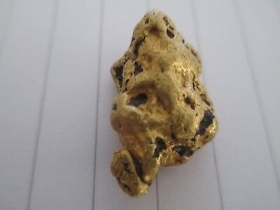 Gold nugget 13 grams