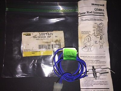 Honeywell Q3400A 10240 1009524 30-Inch Igniter Flame Rod Assembly