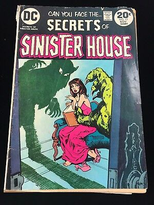 Secrets of Sinister House # 15 (DC 1972)
