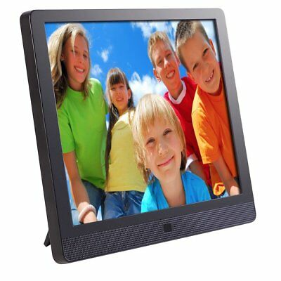 Pix-Star 10.4 Inch Wi-Fi Cloud Digital Photo Frame FotoConnect XD with Email, &