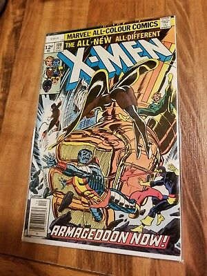 The All New All Different X-Men #108 UK Edition Comic