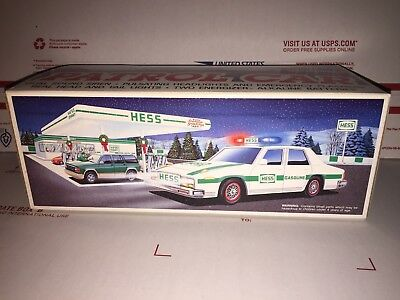 New 1993 Hess Collectible Toy Patrol Car BRAND NEW!!!!
