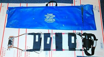 Fernotrac Hare Traction Splint Dyna Med Inc Ohio Emergency Medical Safety