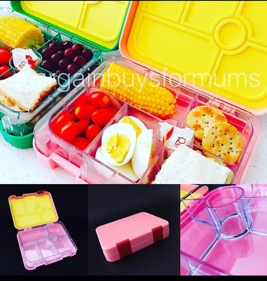 Bento Lunch Box Food Container Children & Adults Bento Happy Bites