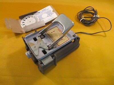 Viewmaster Cutter   ~ FC 1 ~ for the VM Personal Camera  w/ 6 Reels