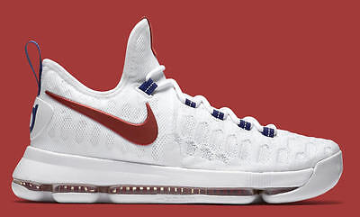 release date: 93171 696b6 NIKE ZOOM KD 9 USA July 4th Independence Day Size 9. 843392-160 jordan