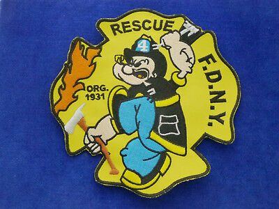 New York City Patch # Rescue 4