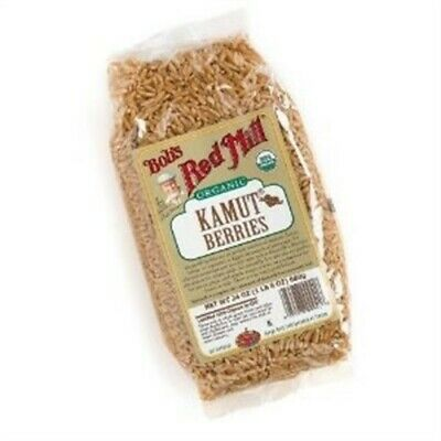 Bobs Red Mill Kamut, Organic Whole Grain 24 OZ