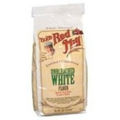 Bob's Red Mill Unbleached White Flour 80 Oz