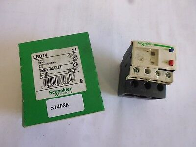 LRD14 Schneider Electric relais thermiques thermal overload relay 7-10A 034681