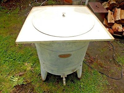 Top Heat Old Electric Copper Hot Water Heater