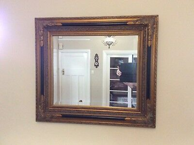 Mirror Antique Reproduction 84 x 73      Perth Pick Up Only