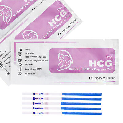 30x Highly Sensitive HCG Pregnancy Test/Tests Ultra Early strips Home Kits New