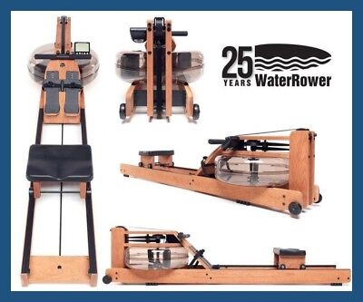 WaterRower NATURAL Series Water Resistance  Rower - Made in USA 2017/2018 Model