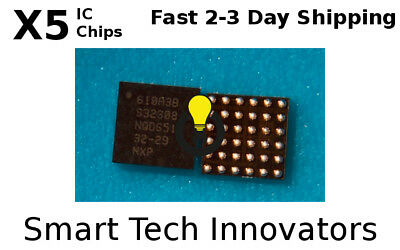 X5 OEM iPhone 6 & 6 Plus 1610A3B 1610A2 New Revision Tristar IC Chip U2 Charging