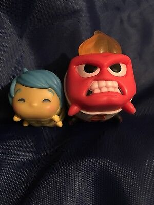 Disney Tsum Tsum Vinyl Inside Out Anger And Joy