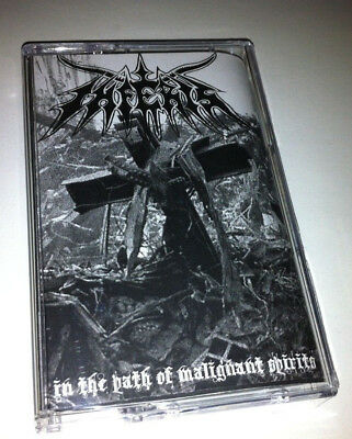 Inferis: In the path of malignant spirits (MC) (Death Metal aus Chile) 2008