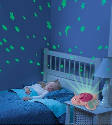 NEW BEST Baby Butterfly Night Lightshow Projector Sky Display With Music Crib