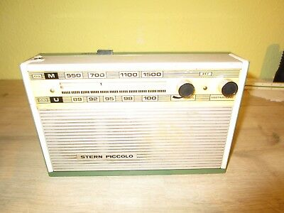 DDR Radio Stern PICCOLO