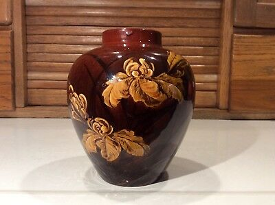 Rookwood Pottery 1885 standard glaze jar without lid