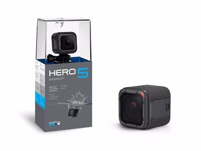 BRAND NEW Factory Sealed GoPro Hero 5 Session-Comes With Additional Accessories