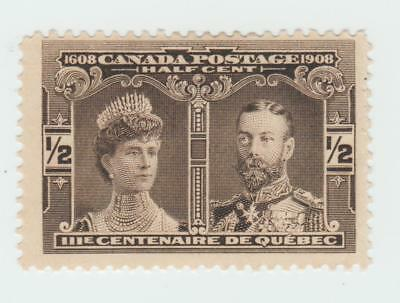 Canada Postage Stamp - Prince / Princess of Wales 1/2c - 1908