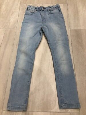 River Island Boys Blue Jeans - Age 11 years