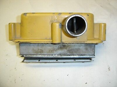 caterpillar c12 breather assembly 9y4357