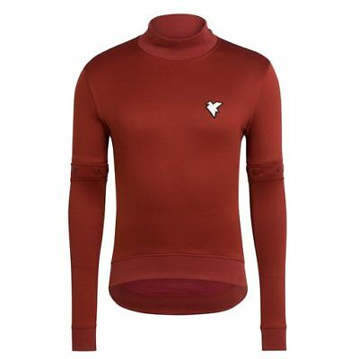 Rapha Peace Race Jersey + Arm Warmers Red Sizes Medium & Large BNWT