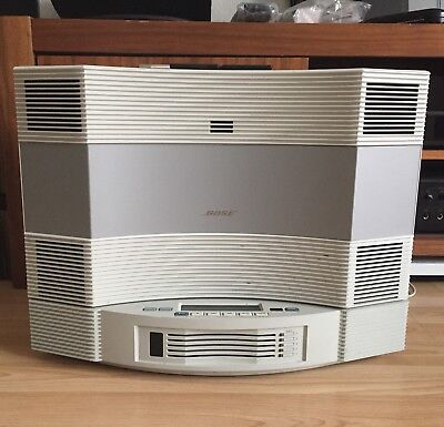 Bose Acoustic Wave Music II, Model CD-3000 Audio Shelf System