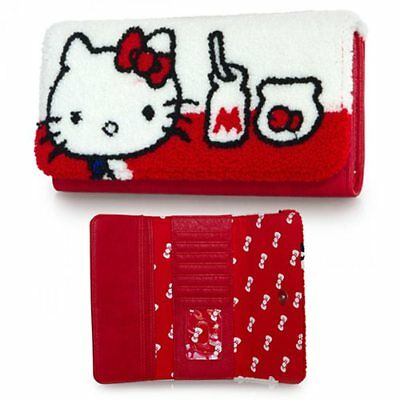 LOUNGEFLY HELLO KITTY Fish Bowl Trifold Wallet