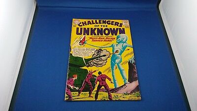 Dc Challengers Of The Unknown #30 Mar. 1963