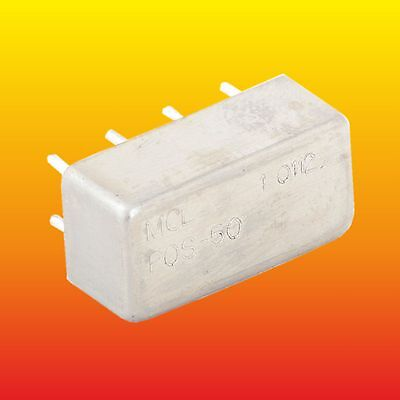 POS-50 W MINI-CIRCUITS VOLTAGE CONTROLLED OSCILLATOR 25 TO 50 MHz