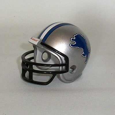 NFL Riddell Mini Helm - Detroit Lions - American Football - Mini Helmet