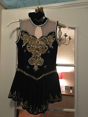 Ice Skating Dress Age Approx 10-12 years