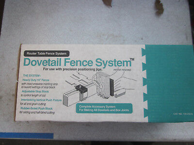 Dove Tail Fence system by Jointech